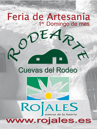 cartel rodearte julio