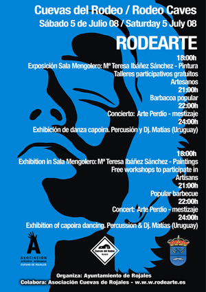 cartel rodearte julio200