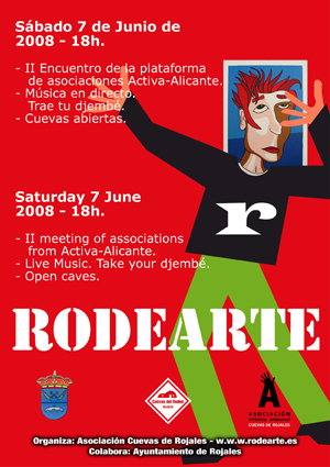 cartel rodearte junio